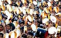 Kỷ lục Guinness về dàn trống lớn nhất thế giới
