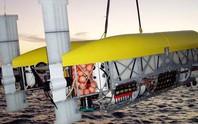 Tàu ngầm robot thám hiểm nơi sâu nhất đại dương