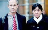 Diễn viên Lý Hương ra tòa