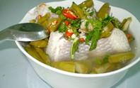 Canh chua Nam bộ - Món ngon mùi nhớ