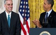 Tổng thống Obama đề cử chánh văn phòng Nhà Trắng