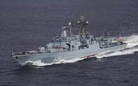 Hải quân Nga tập trận lớn nhất thập kỷ