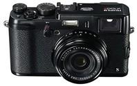 Fujifilm giới thiệu X100S màu đen và loạt compact mới