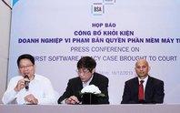 Dùng phần mềm lậu tại Việt Nam, bị phạt hơn 1 tỉ đồng