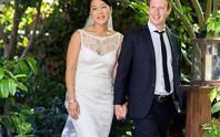 Ông chủ Facebook kết hôn