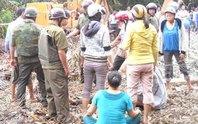 Vĩnh Long: Ngăn cản thi công, 3 phụ nữ trọng thương