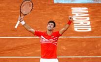 """Djokovic """"rộng cửa"""" giành Grand Slam thứ 18"""