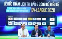 SV-League 2020: Cơ hội được tuyển thẳng Đại học Quốc gia TP HCM cho VĐV có năng khiếu bóng đá