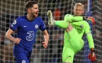 Đòi nợ Leicester thành công, Chelsea trở lại top 3 Giải Ngoại hạng Anh