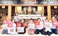 Ấm lòng tình cảm kiều bào tại Nhật Bản với đoàn Thể thao Việt Nam