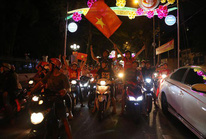 Xin lỗi CĐV Iraq, Việt Nam thắng thuyết phục