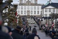 TƯỜNG THUẬT TỪ COPENHAGEN: Lễ tang phu quân nữ hoàng Đan Mạch