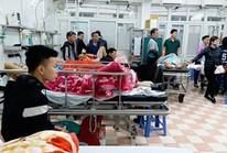 5 ngày Tết: Bác sĩ quay cuồng cấp cứu nạn nhân tai nạn giao thông