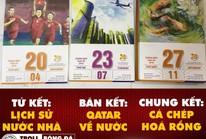 """""""Cơn sốt"""" U23 Việt Nam vẫn nóng trên mạng xã hội"""