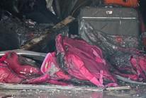 Giải cứu 3 người mắc kẹt trong cửa hàng thời trang cháy ngùn ngụt