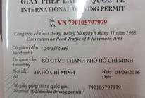 Người nước ngoài tham gia giao thông tại Việt Nam cần có giấy tờ gì?