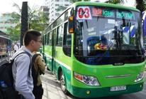 Hành khách mê xe buýt mẫu