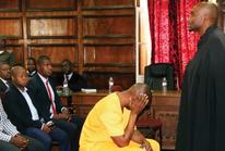 """""""Giết vợ"""", con rể cựu tổng thống ngồi tù 24 năm"""