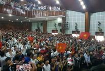 Clip Người dân Tây Đô reo hò trong niềm vui chiến thắng của U23 Việt Nam