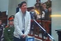 Trịnh Xuân Thanh mặc áo sáng màu, trả lời mạch lạc tại tòa