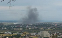 Trực thăng Đài Loan rơi lúc tập trận lớn, hai phi công thiệt mạng