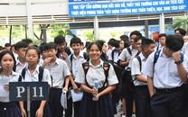 TP HCM chính thức chốt lịch thi tuyển sinh lớp 10