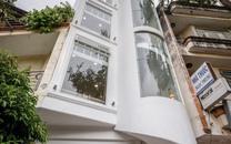 Nhà phố 24 m2 thiết kế tối giản