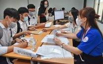 Sinh viên nhập học xin giảm, giãn đóng học phí