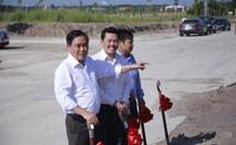 Ông Dũng lò vôi xây trung tâm để lương y Võ Hoàng Yên chữa bệnh miễn phí