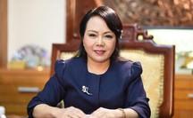 Quốc hội sẽ phê chuẩn miễn nhiệm Bộ trưởng Bộ Y tế Nguyễn Thị Kim Tiến
