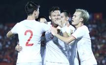 Việt Nam thắng tưng bừng Indonesia 3-1 trên sân khách