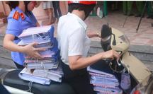 Gian lận điểm thi Hà Giang: Vì sao công an để Vũ Trọng Lương đưa xe tải vào đưa bài thi tới nơi khác?