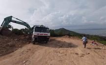 """Lộ công trình bạt núi """"khủng"""" ở TP Vũng Tàu"""