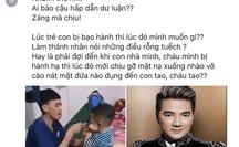 """Đàm Vĩnh Hưng treo thưởng 20 triệu, kêu gọi fan """"dạy dỗ"""" người cha bạo hành con?"""