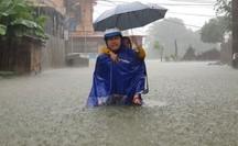 Vụ ngập gần 6.000 nhà dân ở TP Vinh: Làm đường quên làm cống