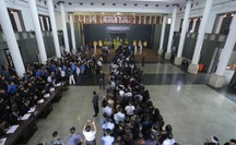 Hàng ngàn người tiễn biệt cố Thứ trưởng Lê Hải An