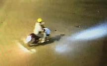 Vụ nhân viên BHXH bị sát hại tại trụ sở: Clip nghi phạm xuất hiện tại Hà Nội