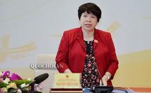 Ủy ban Thường vụ Quốc hội không tán thành mở rộng khung thỏa thuận giờ làm thêm tối đa