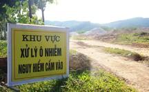 """Số lượng dầu thải """"vênh nhau"""" quá lớn trong vụ ô nhiễm nguồn nước sạch sông Đà"""