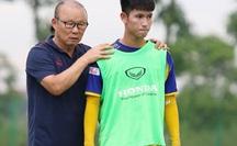 """HLV Park Hang-seo gạch nốt """"Phan Văn Đức mới"""" trước trận gặp UAE"""