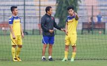 Đội hình đấu UAE: thầy Park có tin dùng Công Phượng?