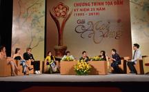 """Tọa đàm """"25 năm Giải Mai Vàng"""": Phần thưởng quý giá với nghệ sĩ!"""