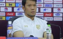 """HỌP BÁO: HLV Thái Lan Nishino: """"Quyết tâm đánh bại tuyển Việt Nam đang lên..."""""""