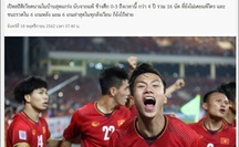 "Báo chí Thái hết dám ""gáy"" trước trận gặp Việt Nam"