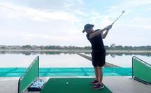 """Sân tập golf trong nhà máy nước: """"Bộ Xây dựng không biết, hãy hỏi Hà Nội!"""""""