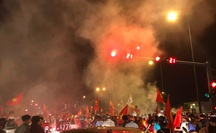 CSGT TP HCM sẽ làm gì ở trận chung kết U22 Việt Nam - Indonesia?