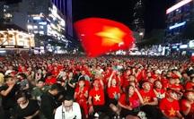 """TP HCM """"phong tỏa"""" khu trung tâm trước trận U22 Việt Nam - Indonesia"""