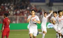 Bàn thắng thứ 2 của Việt Nam đã xuất hiện: 2-0