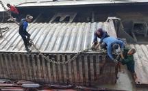 NÓNG: Thông tin mới nhất vụ 3 thợ lặn mất tích tại nơi trục vớt tàu chìm ở Cần Giờ
