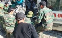 Xe chở đoàn từ thiện tông vách núi 7 người thương vong mang BKS giả, hết hạn sử dụng gần 3 năm